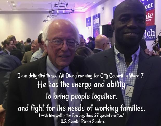 Bernie Quote