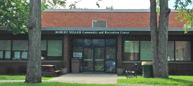 pin Hide Map Robert Miller Community and Recreation Center - Burlington, VT